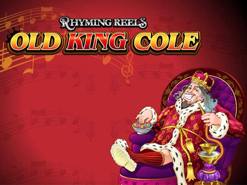 Rhyming Reels.Old King Cole в казино Вулкан